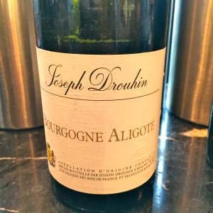 Bourgogne aligoté Joseph Drouhin © Greta Garbure