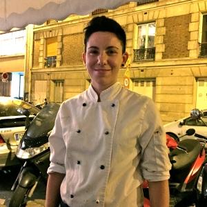 La chef Rosalia Puglia © Greta Garbure
