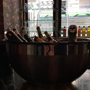Les vins de l'apéro © Greta Garbure