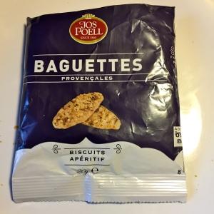 Baguettes provençales © Greta Garbure