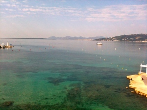 Côte d'Azur © Greta Garbure