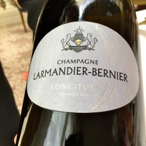 Champagne Longitude de Larmandier-Bernier © Greta Garbure