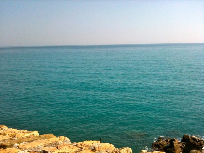 La Méditerranée © Greta Garbure