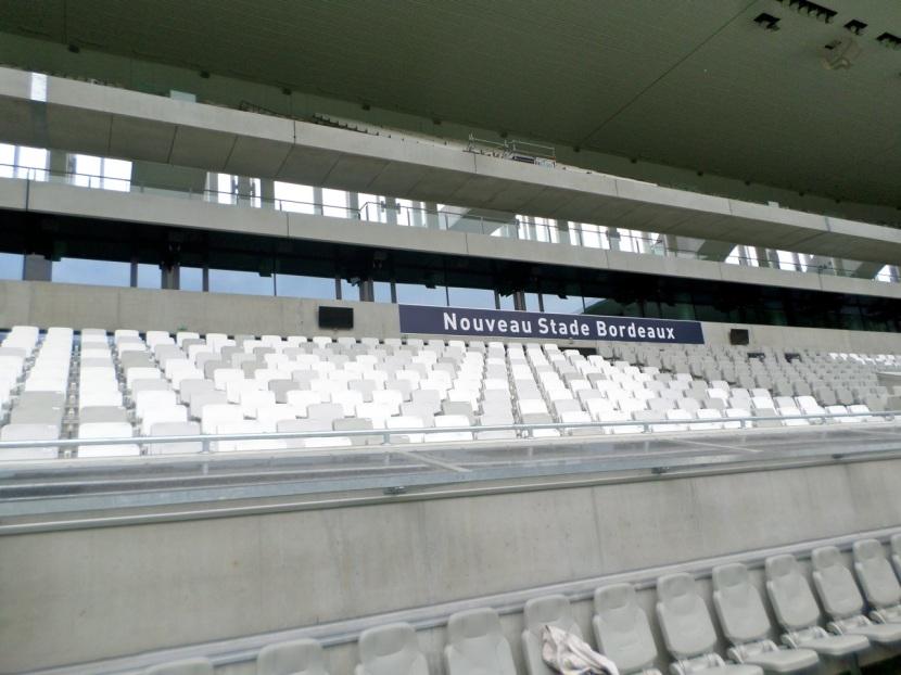 Nouveau Stade Bordeaux © Greta Garbure