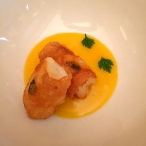 Croustillants de langoustines sauce aigre-douce © Greta Garbure