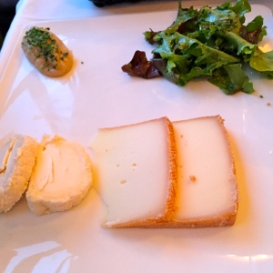 L'assiette de fromages © Greta Garbure
