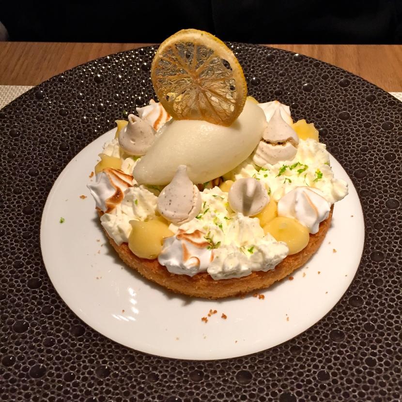 Le sablé citron © Greta Garbure
