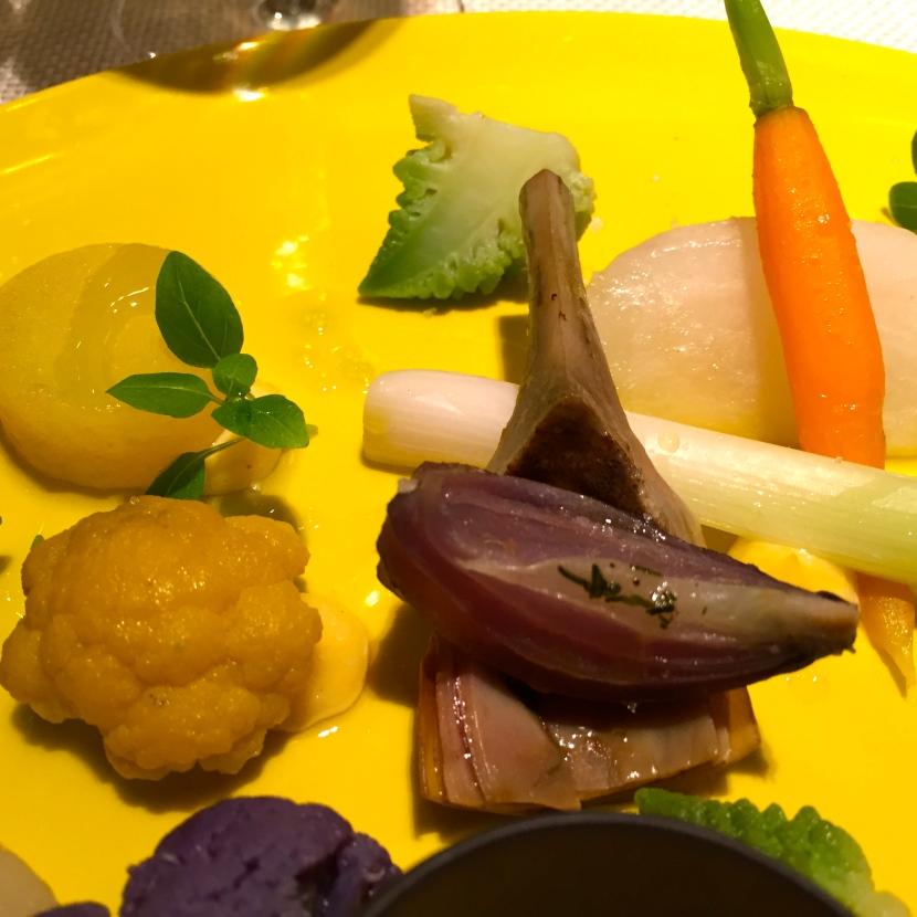 Les légumes de l'aïoli © Greta Garbure