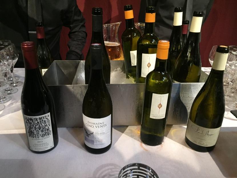Les vins de l'apéritif © Greta Garbure