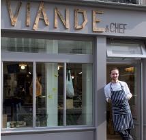 Benjamin Darnaud, Viande&Chef