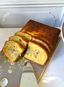 Cake à la banane © Greta Garbure