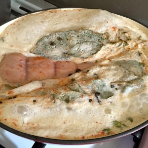 La cuisson du rôti © Greta Garbure