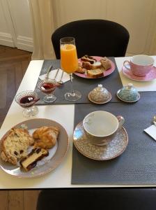 Le petit déjeuner © Greta Garbure