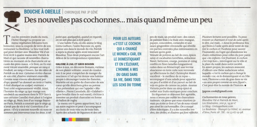 Article Le Monde Jean-Paul Gené
