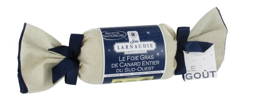 Foie gras de canard entier du Sud-Ouest au sauternes