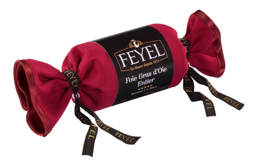 Foie gras d'oie entier Feyel