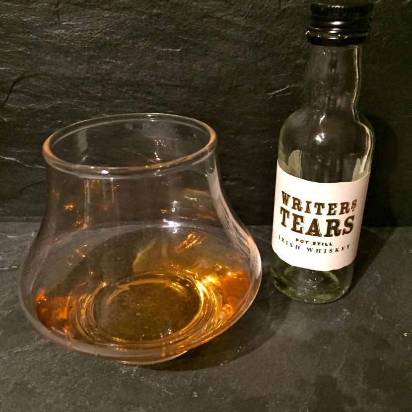 Whisky Writer's Tears © Greta Garbure
