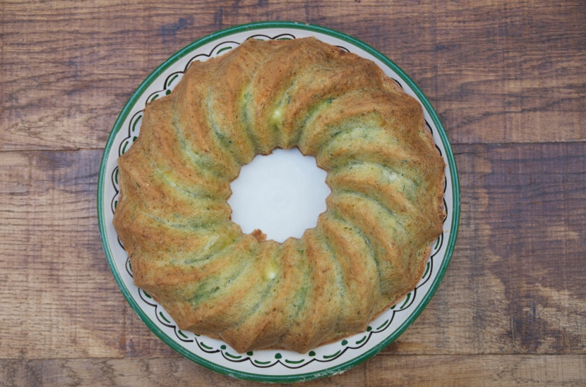 Le gâteau aux courgettes de la mamma Angela Messina