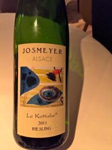 Vin 2 - Alsace Josmeyer