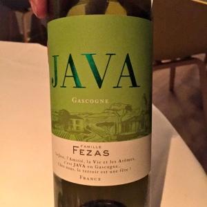 Vin 7 - Côtes de Gascogne Java 2015 © Greta Garbure