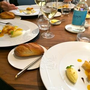 Le format des assiettes © Greta Garbure