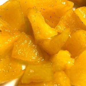 Pommes confites à la vanille © Greta Garbure
