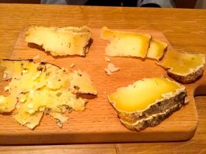 Assortiment de fromages © Greta Garbure