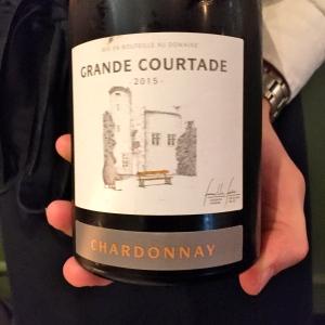Chardonnay Grande Courtade 2015 © Greta Garbure