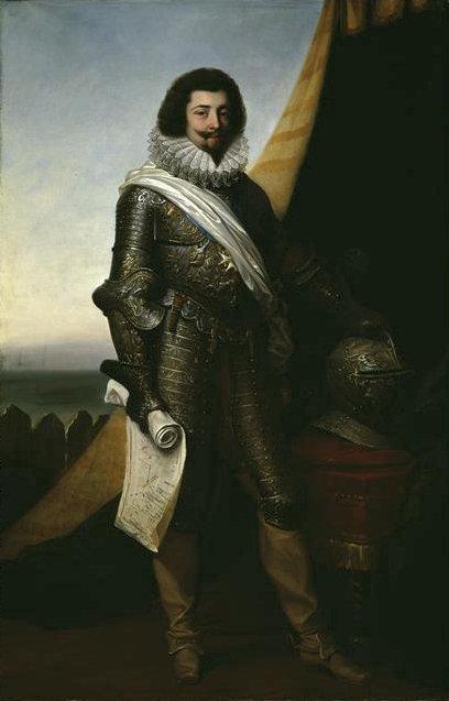François de Bassompierre via Wikipédia