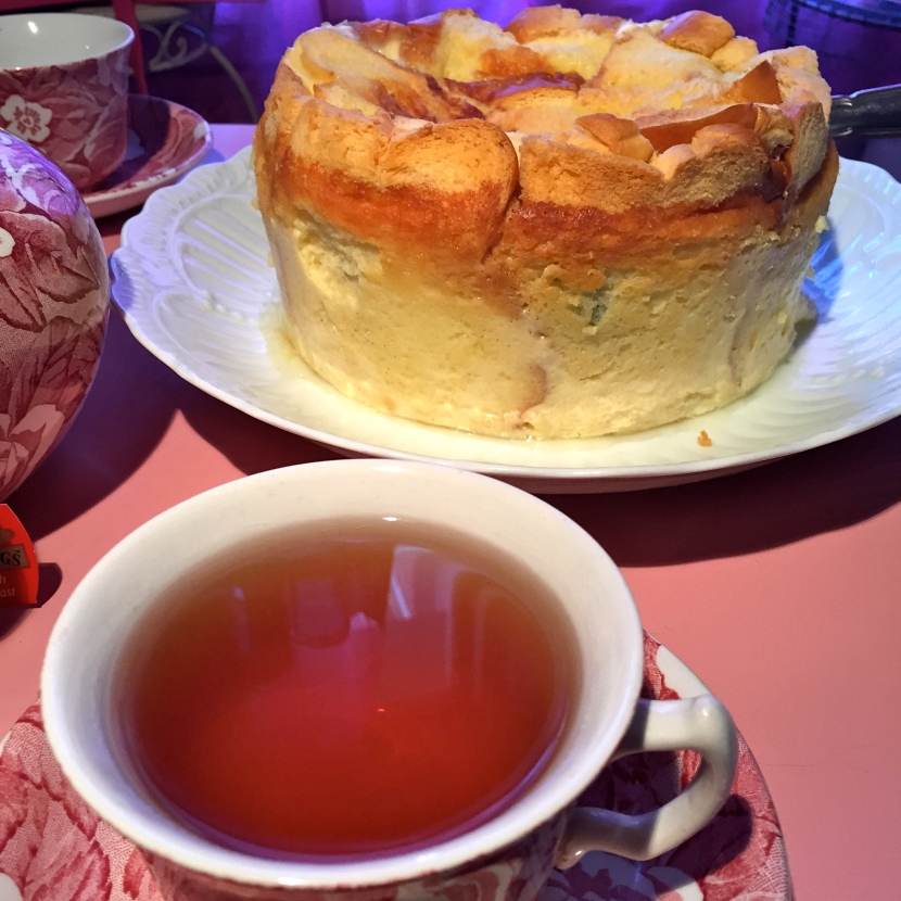 L'heure du thé © Greta Garbure