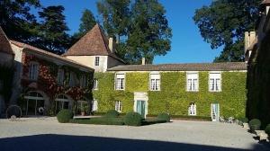 Château Carbonnieux © Greta Garbure