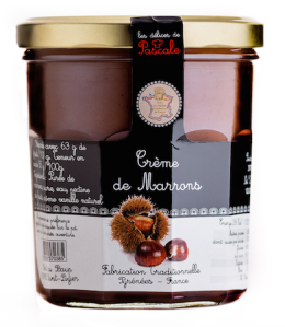 MAISON JOUGLA - Crème de marrons © Guillaume Thomat