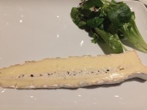 Brie truffé © Greta Garbure