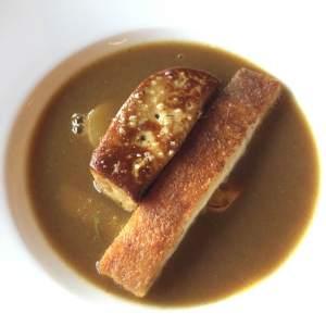 Soupe à l'oignon © Greta Garbure