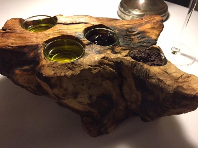 Déclinaison autour de l'olive © Greta Garbure