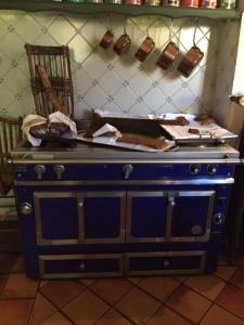 La cuisinière et les pains © Greta Garbure