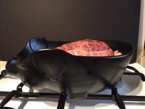 Rôti cochon © Greta Garbure